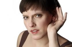Снижение слуха как симптом адгезивного отита