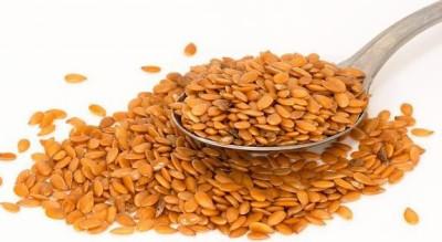 семена льна для борьбы с кашлем
