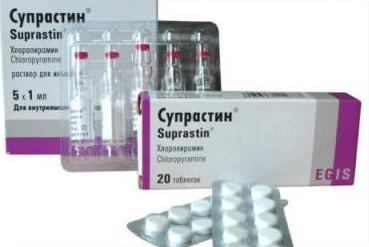 антигистаминные таблетки от кашля для взрослых