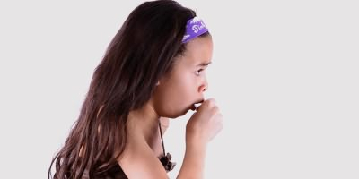 У ребенка аллергический кашель