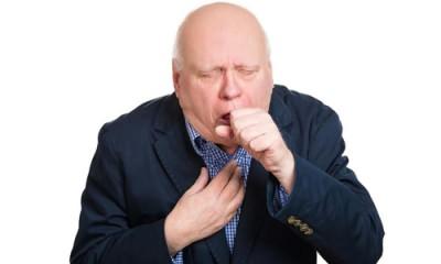 Аллергический трахеит у мужчины