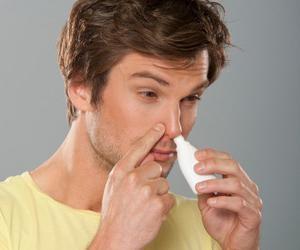 капли в нос от аллергического насморка
