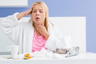 Сухой кашель как симптом бронхита