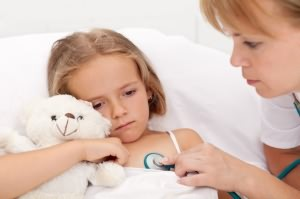 У ребенка болит сердце