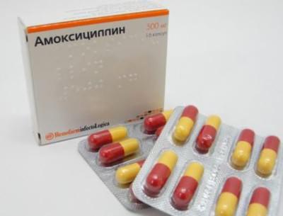 амоксициллин при гайморите одно из эффективных средств