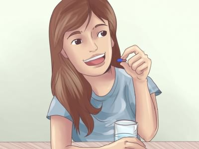 Гнойники на миндалинах без температуры лечение
