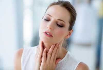 антибиотик при боли в горле