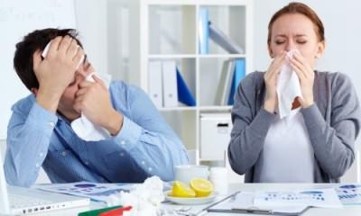 Проблема заболевания гриппом и ОРВИ