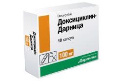 Доксициклин для лечения кашля