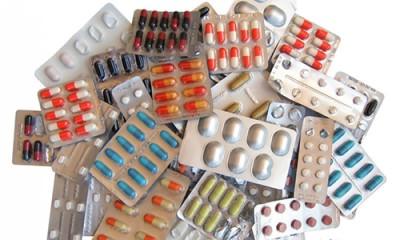 Изобилие антибиотиков в аптеках
