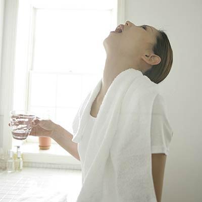 фурацилин таблетки для полоскания горла