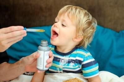 антибиотики при бронхите для детей 7 лет