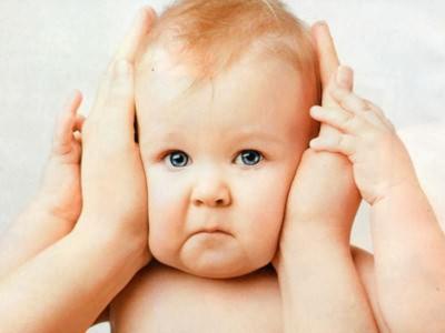 Детям в возрасте до двух лет при отите антибиотики назначаются всегда