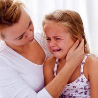 отит у детей лечение антибиотики
