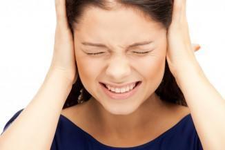 заложило уши при насморке
