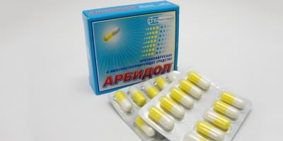 Препарат Арбидол для профилактики и лечения гриппа