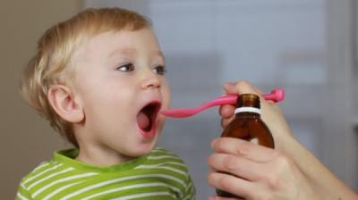 сироп от кашля ребёнку
