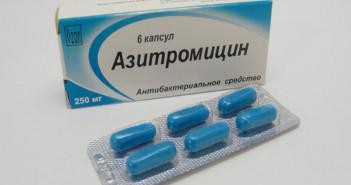 азитромицин при гайморите