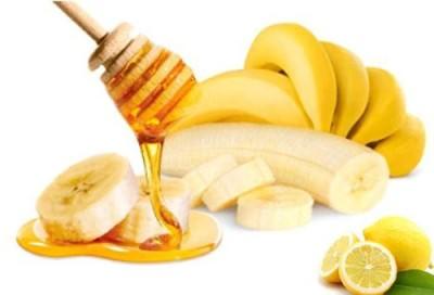 банан от кашля для детей