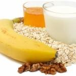От кашля бананы с медом