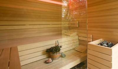 баня во время простуды