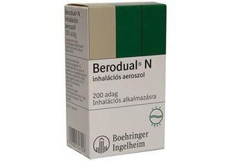 беродуал капли