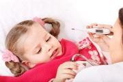 Боль в горле у детей