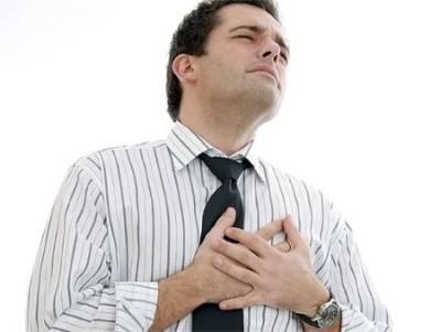 Кашель с болью в груди