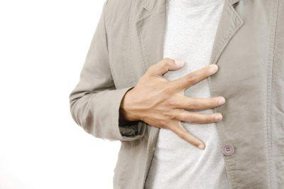 отрыжка воздухом и боль в грудной клетке лечение