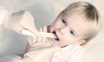 Проблема боли в горле у детей