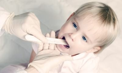 Проблема боли в горле у ребенка