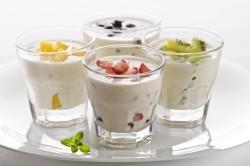 Польза йогурта при болях в горле