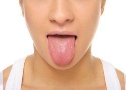 Болит горло и язык