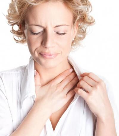 лечение горла народными средствами