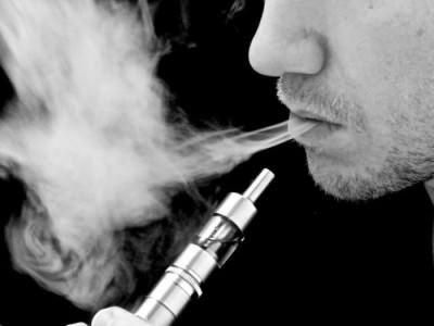 Кашель при курении от электронной сигареты