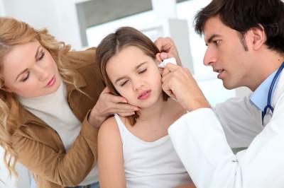 Отит после вакцинации