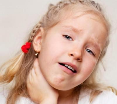 у ребенка постоянно болит горло