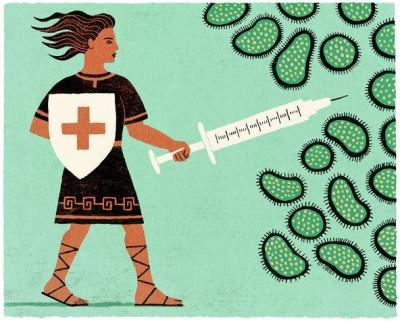 можно ли мочить прививку от гриппа