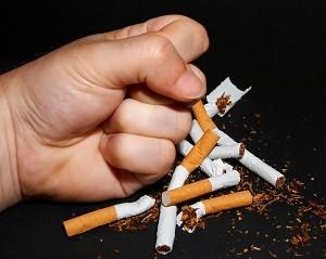 Бросай курить и лечись