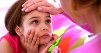 бронхит у ребёнка