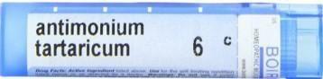 Антимониум эффективное лекарство от бронхита
