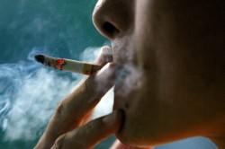 Курение - причина развития трахеобронхита