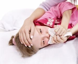 Симптомы осложнения бронхита у детей