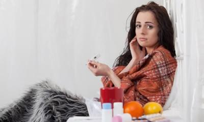 Проблема гриппа у кормящей матери