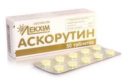 Аскорутин для лечения гриппа