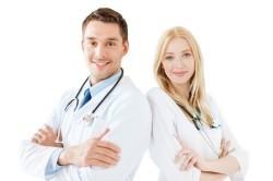 Консультация врача при лечении гриппа