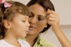 что можно ребенку от кашля