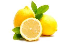 Применение лимона при рините