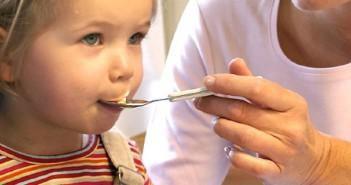 детская микстура от кашля сухая