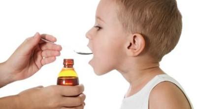 сухая микстура от кашля детям